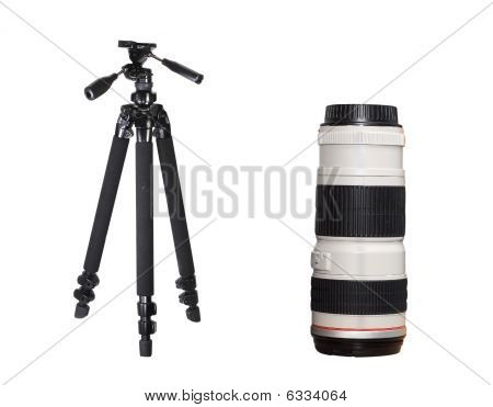 Tripod And Objective