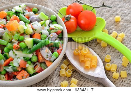 Minestrone Vegetables