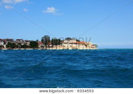 Town Of Zanzibar: Ocean View