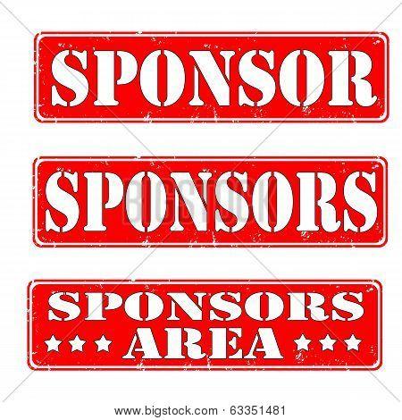 Sponsor, Sponsors