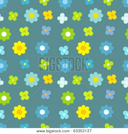 Seamless Flowers