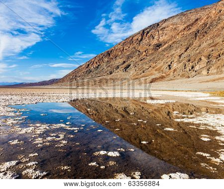Badwater Pond