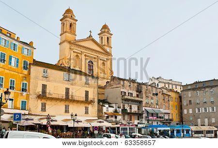 The Old Bastia