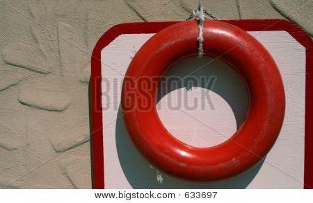 Life Saver Ring
