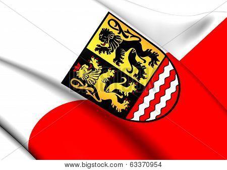 Flag Of Saale-Orla