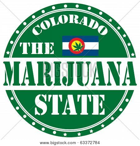 The Marijuana State-stamp