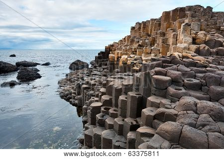 Giant's Causeway, Northern Ireland Coast