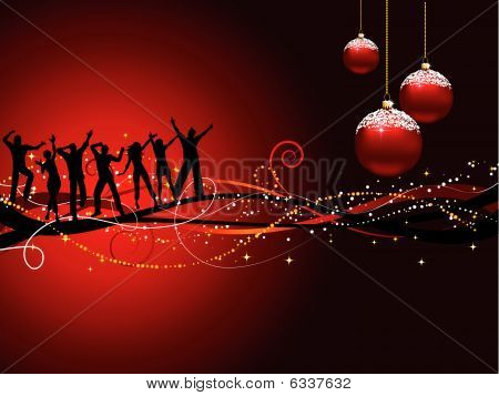 christmas party poster - Youth Christmas Party Decorations