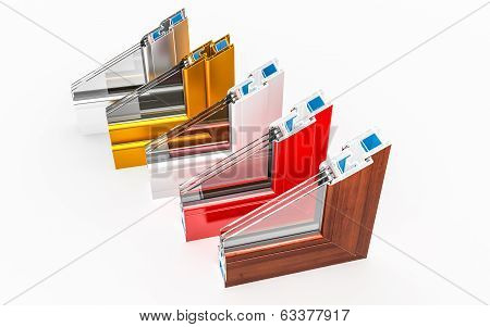 Windows section