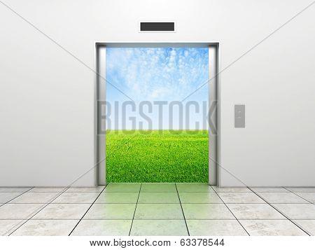 Elevator To Field