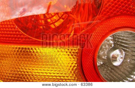 Street Racing Tail Light
