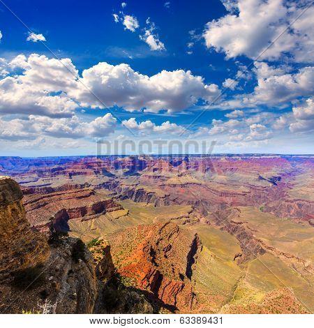 Arizona Grand Canyon National Park Yavapai Point USA