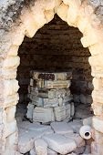 picture of bahrain  - Ceramics oven at the A