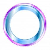 Elegant vector shiny circles