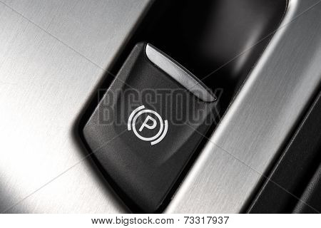 Parking Brake Button