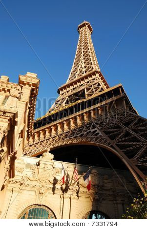 Eiffel Tower Hotel, Las Vegas, Nevada