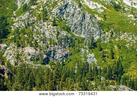 Green Granite Mountain