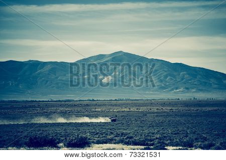 Nevada Rural Landscape