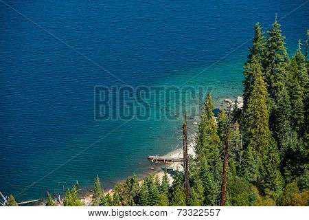 Lake Tahoe Bay