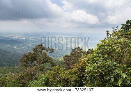 Impressive Landscape, Ta Cu Mountain, Vietnam