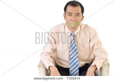 Silent Businessman