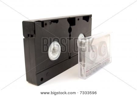 Videocassette And Audiocassette