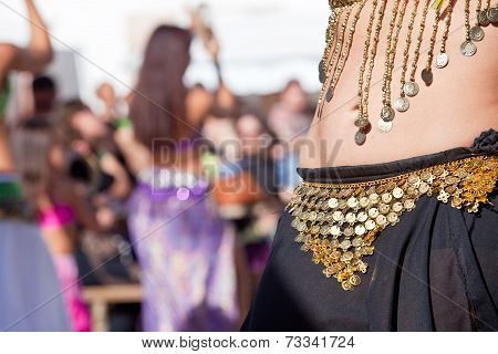 Belly Dancers Detail