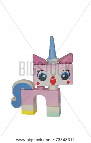 Unikitty Minifigure