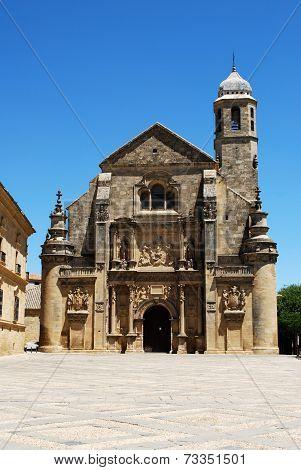El Salvador Chapel, Ubeda.