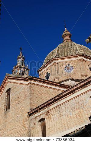 Santa Maria Church, Ecija.