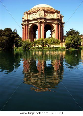 Palace Of Fine Arts, SF