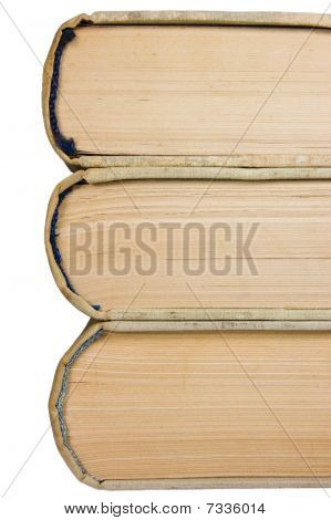 Grunge Book Cloesup Background