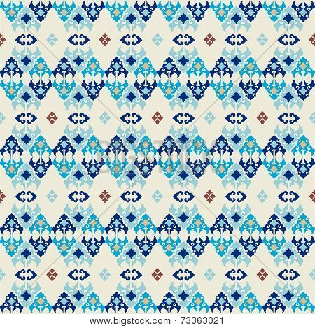Seamless Pattern Background Version