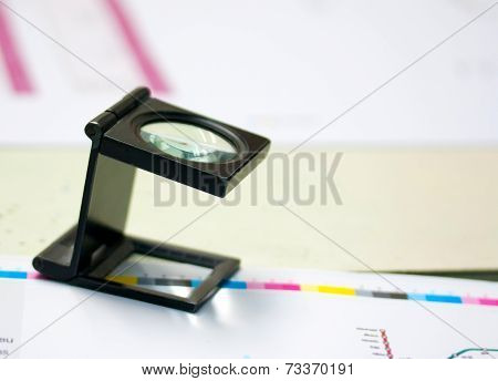 The magnifying glass
