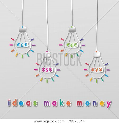Idea Currency Bulbs