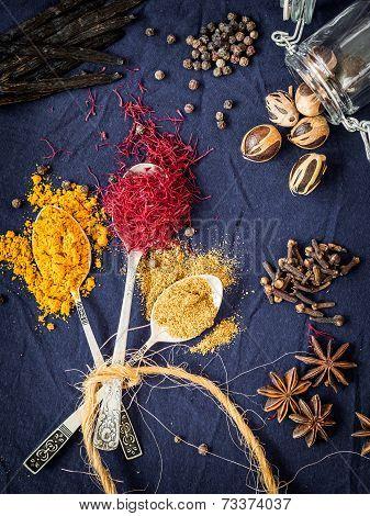 Spices form Zanzibar