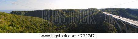 Bridge On Yumuri Valley - Cuba
