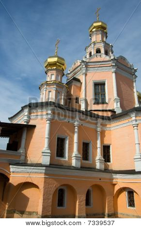 Russian Temple.