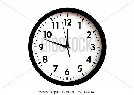 Uhr-Gesicht