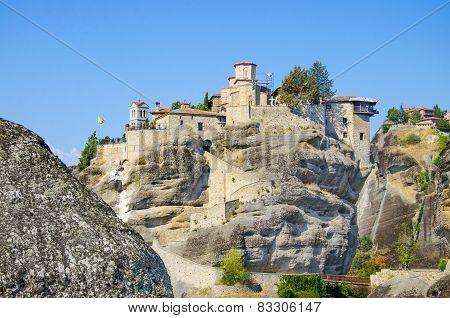 Meteora monastery, Landmark in Greece