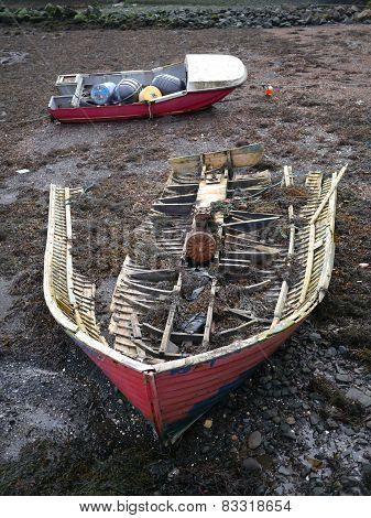Bare Boat Bones