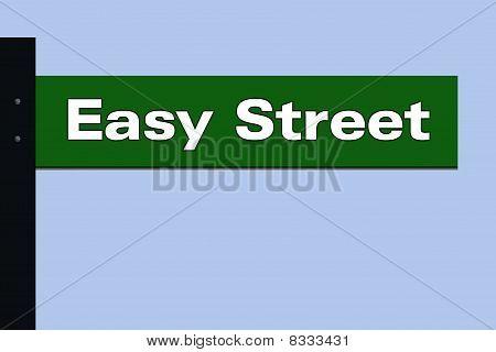 Signo de Easy Street