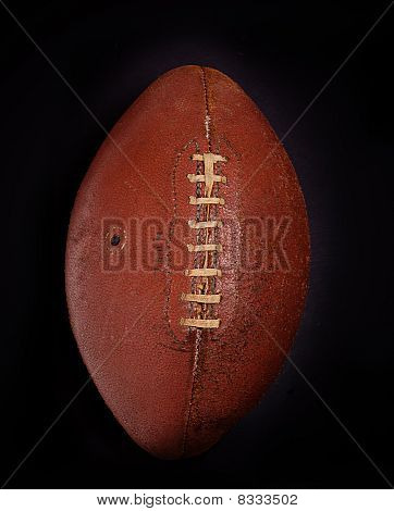 Antique retro football