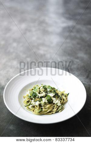 Ricotta And Herb Pasta