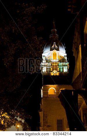 Cartagena Night