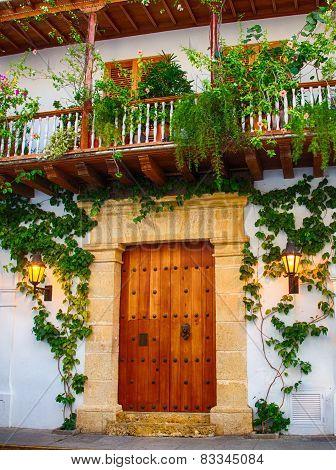Doors Of Cartagena