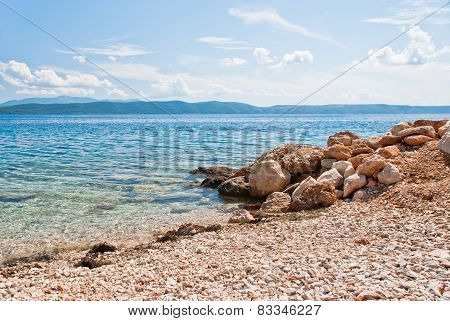 Croatian Seascape