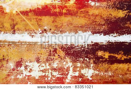 Abstract surf board background
