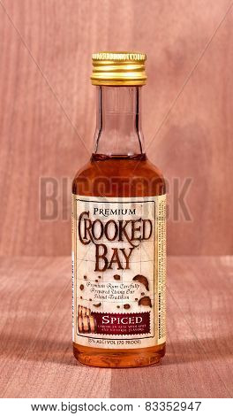 Crooked Bay Rum