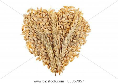 Barley Heart